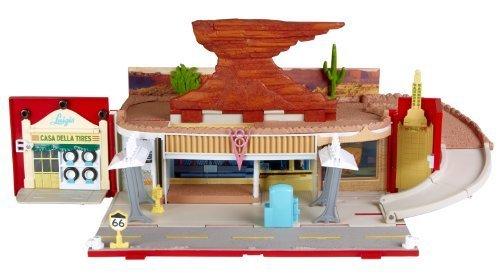 Disney Cars  Radiator Springs Playtown