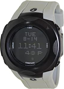 Buy Nixon Delta II SS PU Watch - Mens All Black Gray, One Size by NIXON