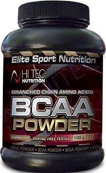 BCAA POWDER TST 500G MANGO Gutes Aminosäureverhältnis 2:1:1 PEAK