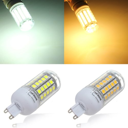 G9 6W 708Lm 59 Smd 5050 Led Energy Saving Corn Light Bulb Ac 220V