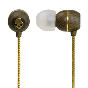 Skullcandy HOLUA1 Ear Buds (Gold) (Discontinued by Manufacturer)