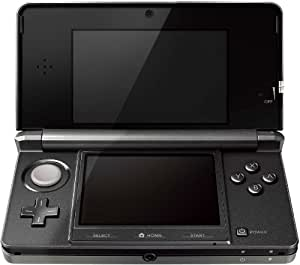 Nintendo 3DS Handheld Console - Cosmos Black