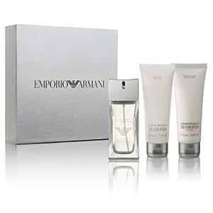 Giorgio Armani Diamonds EDT Spray Gift Set for Men 50 ml