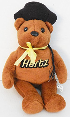hertz-6-sitting-matador-brown-beans-bear-plush
