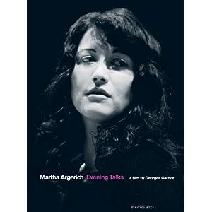 アルゲリッチの音楽夜話 [日本語解説書付輸入DVD] (Martha Argerichi Evening Talks a film by georges Gachot)