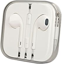 Comprar Apple EarPods - Auriculares originales Apple con manos libres y micrófono + control de volumen, para iPad y iPhone 6 Plus 5 5S 5C 4 4S