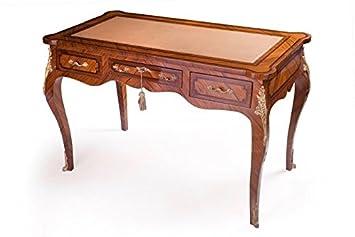 Barroco escritorio estilo envejecido MoSr1381