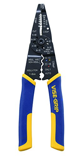 IRWIN Tools VISE-GRIP Multi Tool Stripper, Cutter