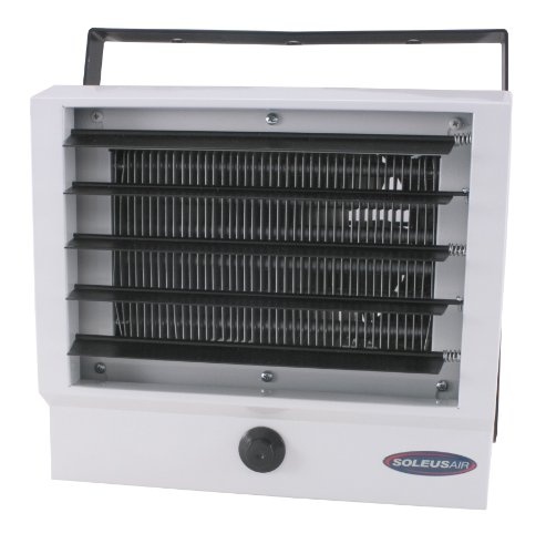 SoleusAir Garage Heavy Duty Utility Heater, # HI1-50-03