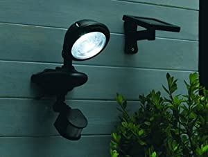 Solar Pir Sensor Motion Detector Outdoor Security Light