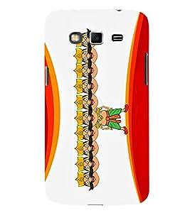 Lord Ravan 3D Hard Polycarbonate Designer Back Case Cover for Samsung Galaxy Grand 2 G7102 :: Samsung Galaxy Grand 2 G7106