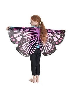 Schmetterlingsflügel pink