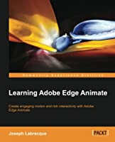 Learning Adobe Edge Animate Front Cover