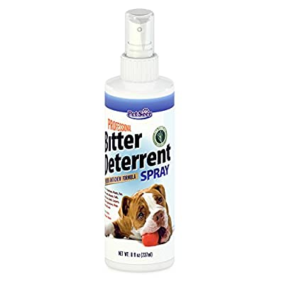 Bitter Apple Spray For Dogs & Cat Deterrent PRO Training Aid for Destructive Pets from Petseer - New Patented No Chewing Formula - Long Lasting Instant Dog Repellent Spray - Hot Spot Treatment Tea Tree Oil Agent - Save Your Home and Garden Now!