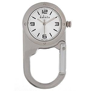 Mini Mini Clip, Classic Silver, Watch