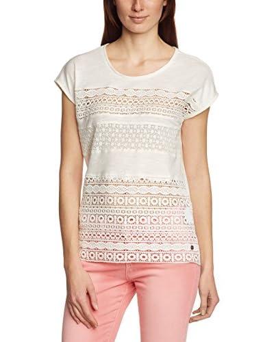 Garcia T-Shirt weiß