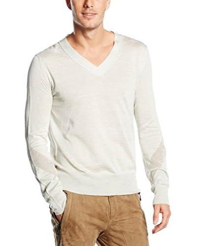 Belstaff Pullover Foulden  [Bianco]