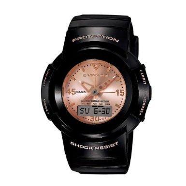 CASIO CASIO watch [g-shock mini] GMN-50-1B3JR BK/PK