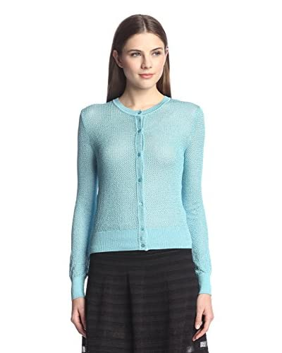 M Missoni Women's Shimmer Knit Cardigan