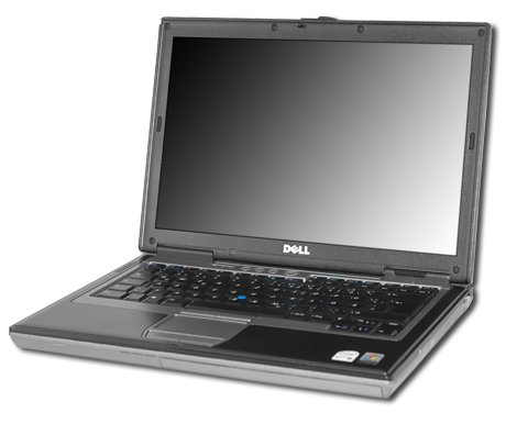 "Notebook DELL D620 Intel Core Duo T2400 1.83GHz 1GB RAM 60GB HDD DVD/CD-RW Gigabit-LAN 54MBIT WLAN Bluetooth USB2.0 14"" Zoll Display Deutsche Tastatur"