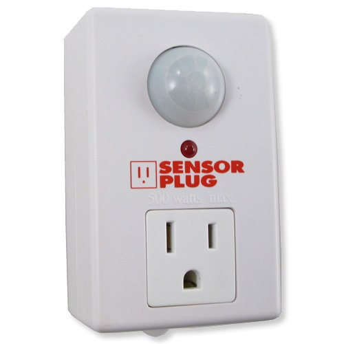 SensorPlug - Motion Activated Electrical Outlet photo