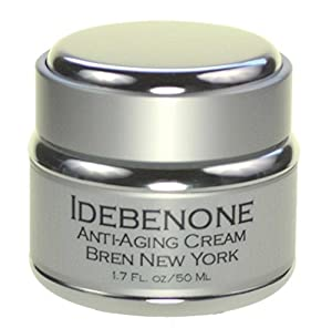 ANTI-AGING IDEBENONE FACE CREAM BY BREN NEW YORK