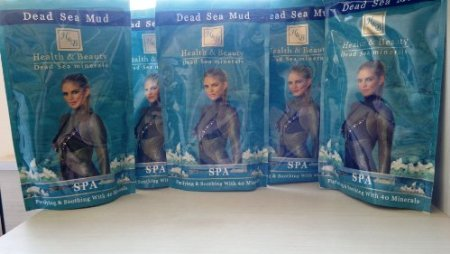 Dead Sea Mud Health & Beauty Spa