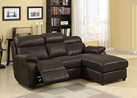 small apartment sofas with recliner built in archives best sectional