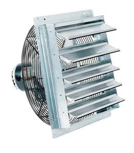 Fantech 2she1221 2she Series 12 Quot Shutter Mount Exhaust Fan