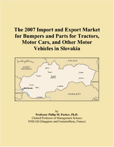 The 2007 Import and Export Market for Bumpers and Parts for Tractors, Motor Cars, and Other Motor Vehicles in Slovakia
