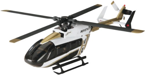 Heli-Max Ec145 Cp Txr Helicopter, 1/43 Scale