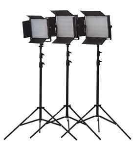 Reflecta RPL 1200 B LED déclairage de studio photo