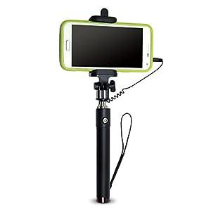 selfie stick lightest smallest battery free monopod fit. Black Bedroom Furniture Sets. Home Design Ideas