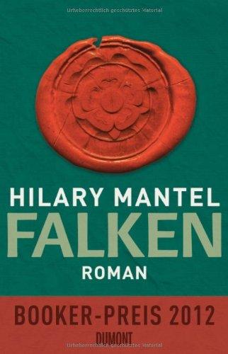 Buchseite und Rezensionen zu 'Falken' von Hilary Mantel