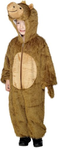 Camel Costume, Medium Unisex Kids Fancy Dress