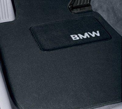 Bmw Carpet Floor Mats Z4 Coupe Roadster 2002 2008 Black