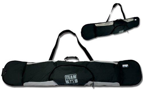 TEAM 101 Snowboardbag Boardbag Snowboardtasche mit Helmfach