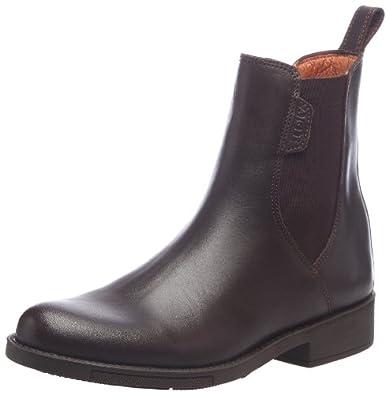 Aigle Orzac W, Chaussures d'équitation femme - Marron (Dark Brown), 35 EU