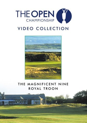 The Magnificent Nine: Royal Troon [DVD]