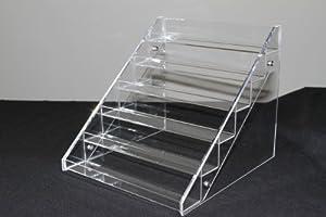 Nail Polish Table Rack Display