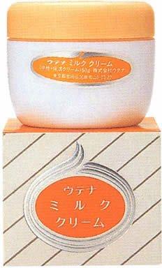 ウテナ ミルククリーム 60g