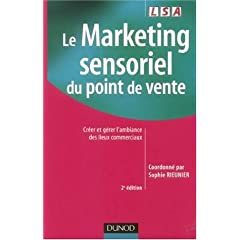 Autre livre sur le marketing sensoriel conseillé par Marketing Professionnel