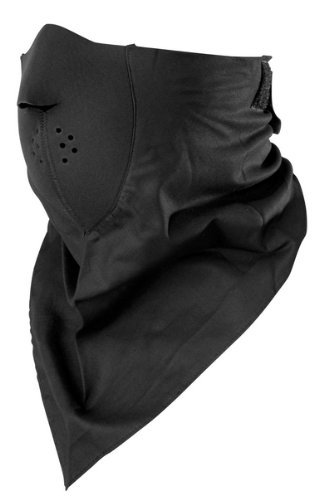 Zan Headgear Neodanna Face Cover Black