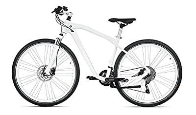 "BMW Genuine Cruise Bike Bicycle Cycle NBG III 28"" Wheel White M 80912412309"