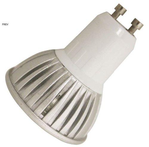 Infinity Led Light Bulb, 3W, Gu10, Warm White - 2 Pack