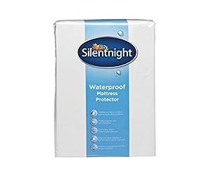 Silentnight King Size Waterproof Mattress Protector Machine Washable