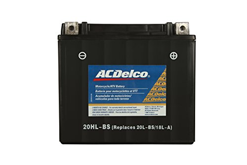 Save an Extra 25% on ACDelco Powersport Batteries