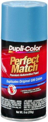 Dupli-Color BGM0539 Light Blue Metallic General Motors Exact-Match Automotive Paint - 8 oz. Aerosol (Spray Paint For Car Lights compare prices)