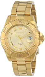 Invicta Women's INVICTA-14321 Angel Gold-Tone Stainless Steel Watch