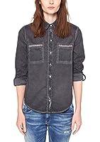 s.Oliver Damen Regular Fit Bluse 14.411.11.5147